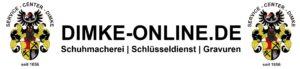 Logo und Homepagetitel DIMKE-ONLINE.DE